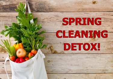 How To Detox: 10 Ways To Spring Clean Your Body