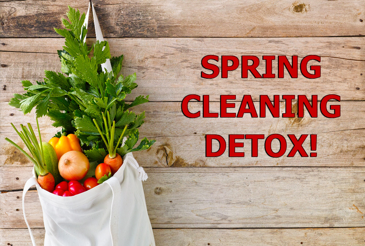 Plus Size Wellness Spring Cleaning Detox