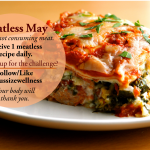 Meatless May Challenge!