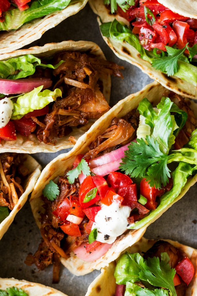 pulled-jackfruit-tacos